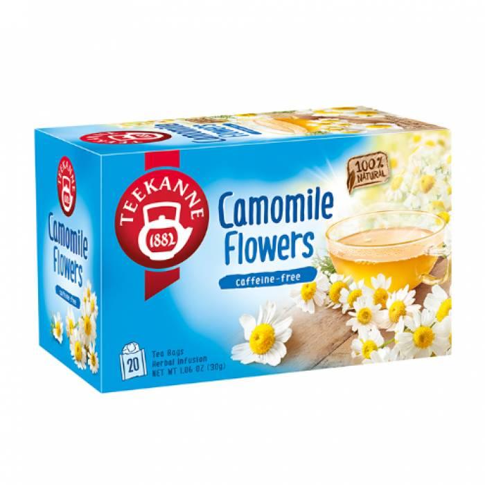 Teekanne Camomile Flowers Tea 20's