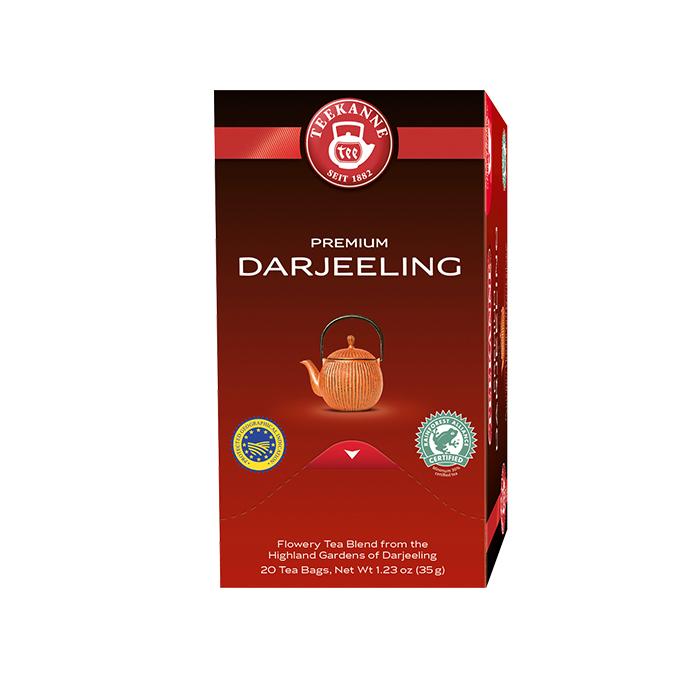 Teekanne Darjeeling Tea 20's